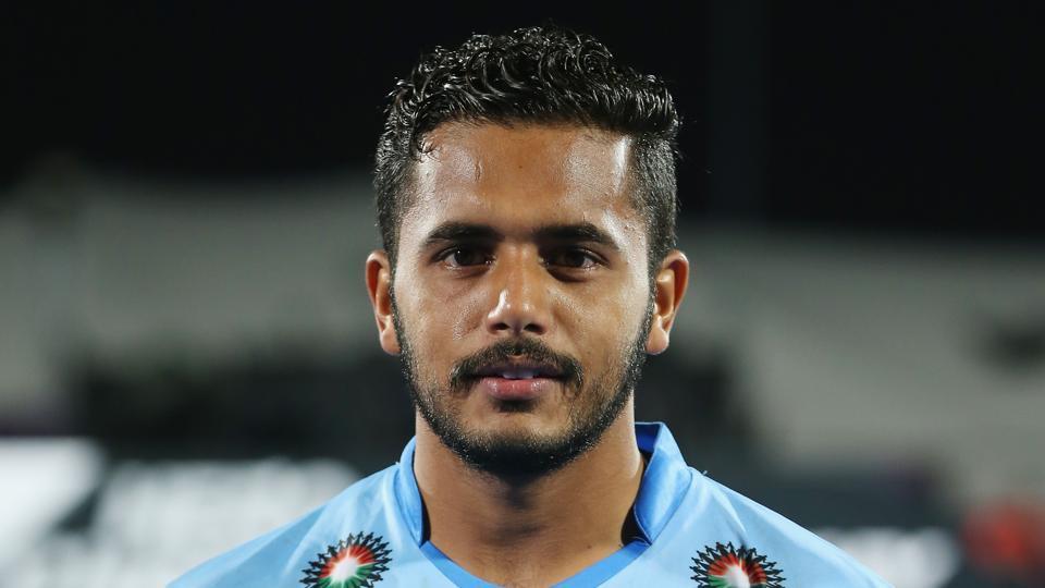 File image of India hockey player Harmanpreet Singh.