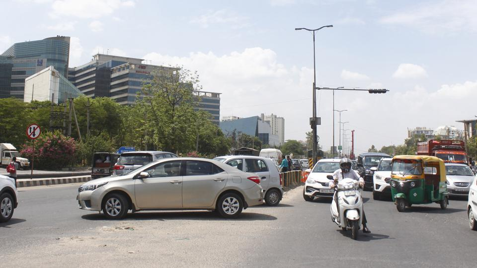 A case of road rage saw a lawyer being assaulted at Fazilpur Chowk on Sohna Road.