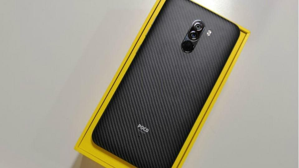 Poco F2 could actually be in the works.