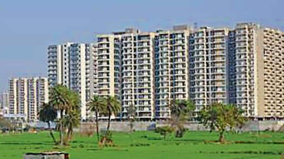 Circle rates in Ghaziabad have remained unchanged for a third consecutive year, in the wake of a slump in the property market.