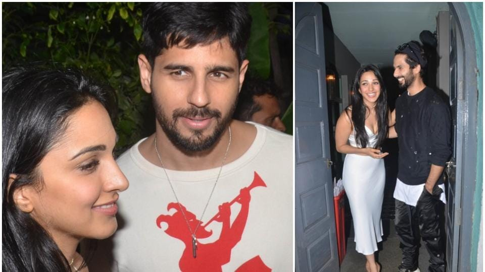 Inside Kiara Advani's birthday party: The Kabir Singh actor's bash was attended by Shahid Kapoor and Sidharth Malhotra, among others.