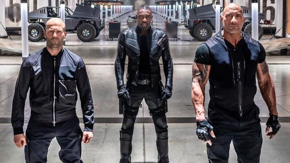 This time, Dwayne Johnson and his former British adversary Jason Statham are working together, to keep a deadly virus from falling into the hands of a genetically enhanced terrorist (Idris Elba).