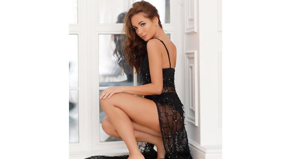 Model ekaterina russian Paulina Andreeva