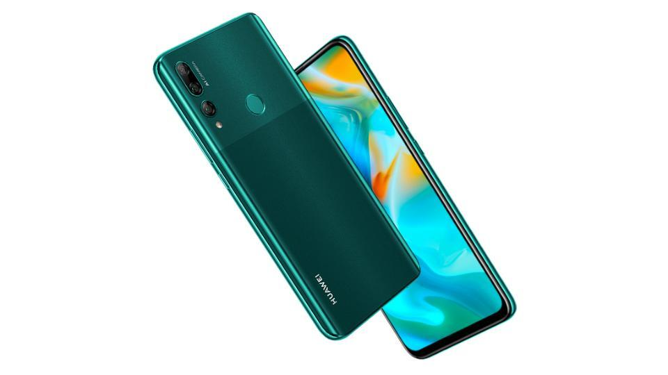 Huawei Y9 Prime smartphone launched in India.