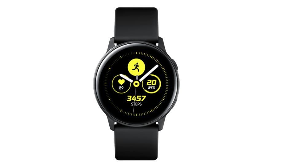 Samsung will launch GalaxyWatch Active 2 on August 5.