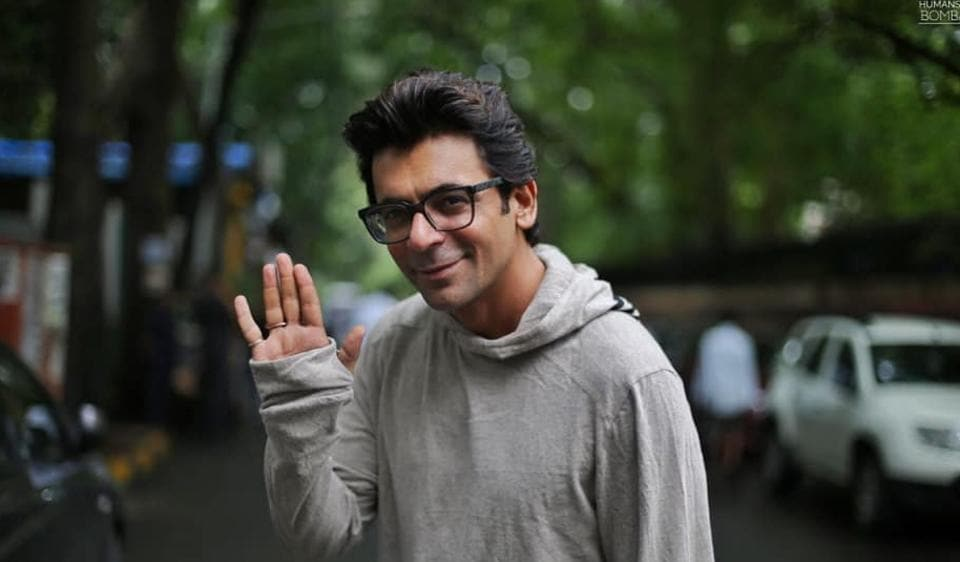 Sunil Grover opens up about his struggling days and what kept him going.