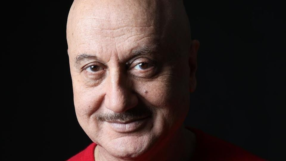Anupam Kher is currently in the New York City.