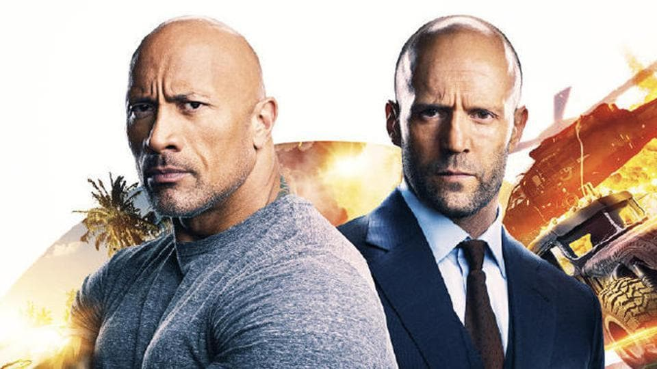 Hobbs & Shaw movie review: Dwayne 'The Rock' Johnson and Jason Statham bring their odd couple chemistry to the Fast & Furious spin-off.