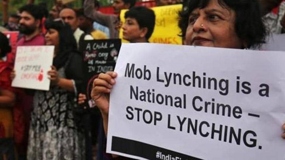A thief was beaten to death around  280km away from the capital  of Ranchi.