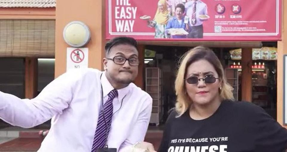 """The Indian-origin duo in Singapore, who posted a rap video containing offensive content on social media in response to a recent advertisement by an e-payment website, on Friday apologised for causing """"unintentional hurt."""""""