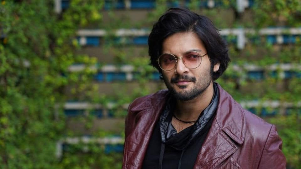 Ali Fazal did a film with Taapsee Pannu, Tadka, which was to release in 2017 but got stuck in legal troubles.
