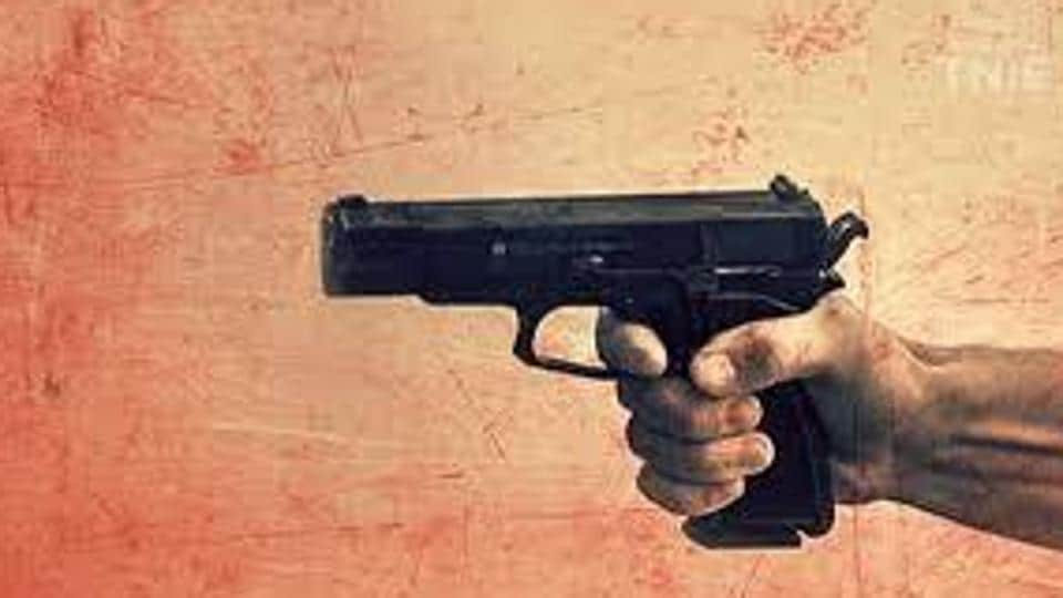 A 9 mm pistol has been recovered from the school bag of the accused, whose identify has been withheld as he is also a minor. He was handed over to the police, which reached the spot and sent the victim's body for autopsy.