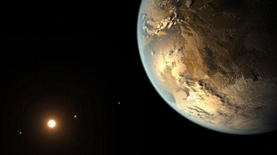 Space agency spots closest 'habitable' Earth-like planet yet — NASA exoplanet discovery