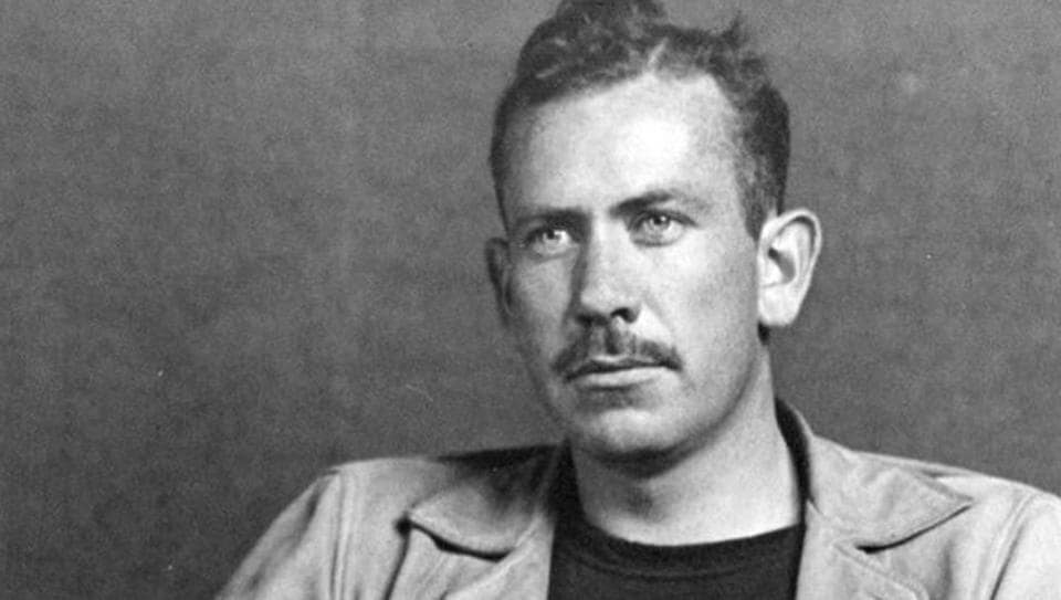One American in Paris by author and Nobel laureate John Steinbeck, published.