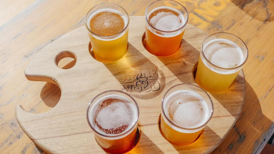 Bearing with beer through the years and the tastes that linger.