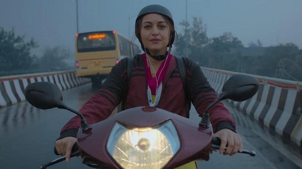 Sonakshi Sinha plays Baby Bedi in Khandaani Shafakhana.