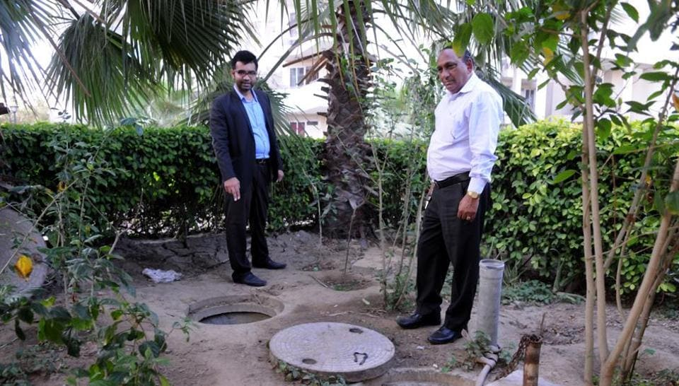 DTCP inspections showed only half of the rainwater harvesting sites were functional.