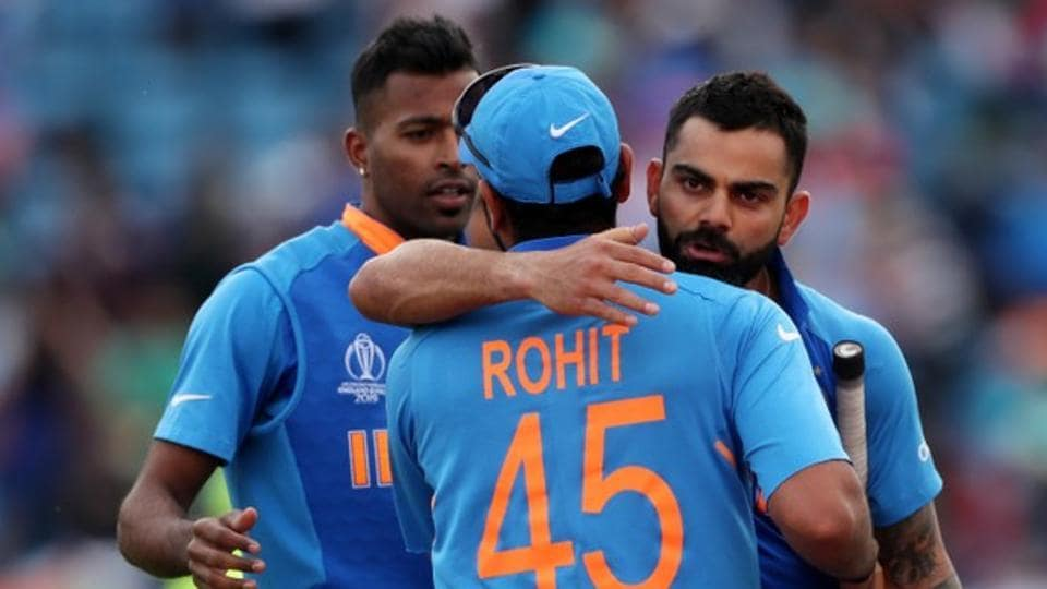 File image of India captain Virat Kohli and Rohit Sharma.