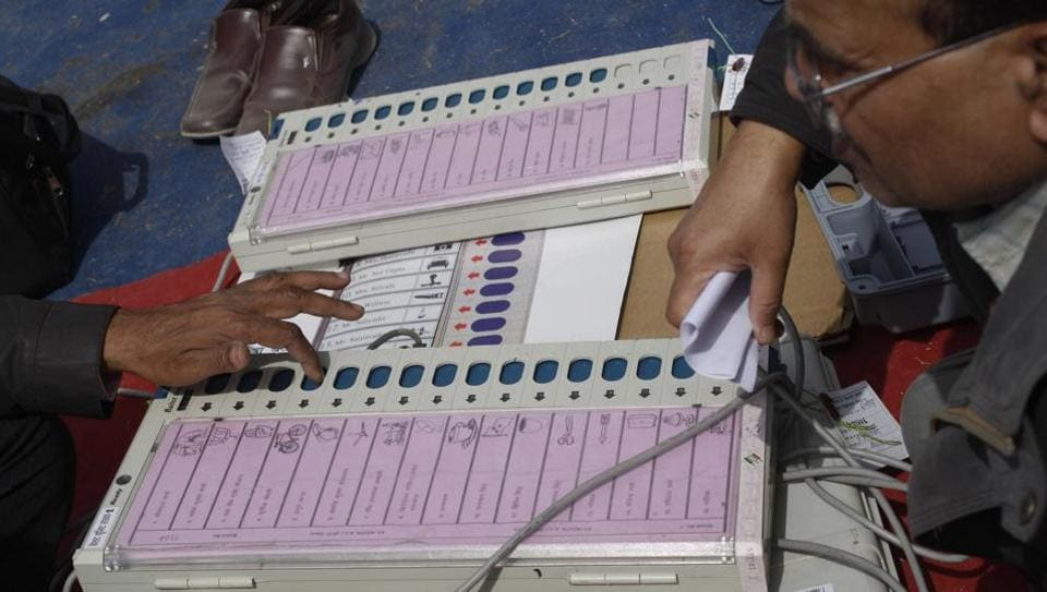 All opposition parties in Maharashtra will hold a massive demonstration against Electronic Voting Machines (EVM's) on August 21, 2019.