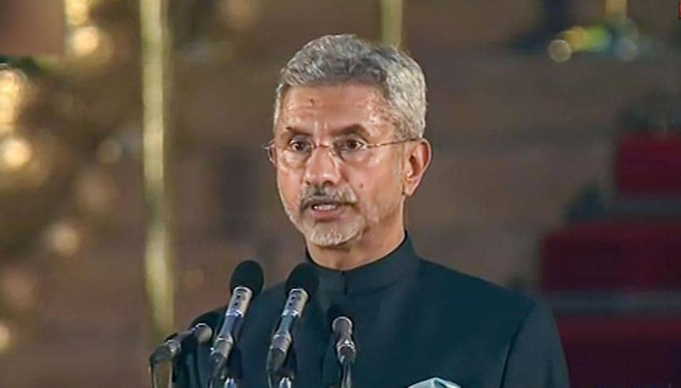 External affairs minister S Jaishankar on Thursday held a series of bilateral meetings with his counterparts .