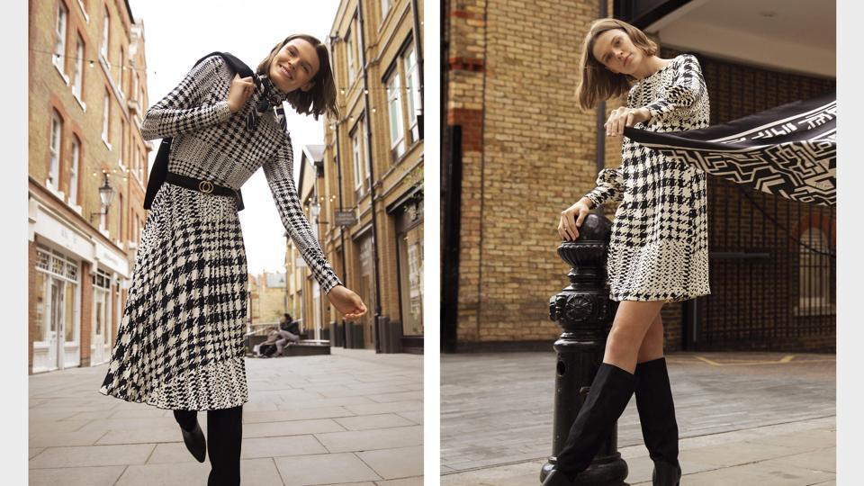 It's a match! H&M's upcoming autumn collection in collaboration with brand Richard Allan.