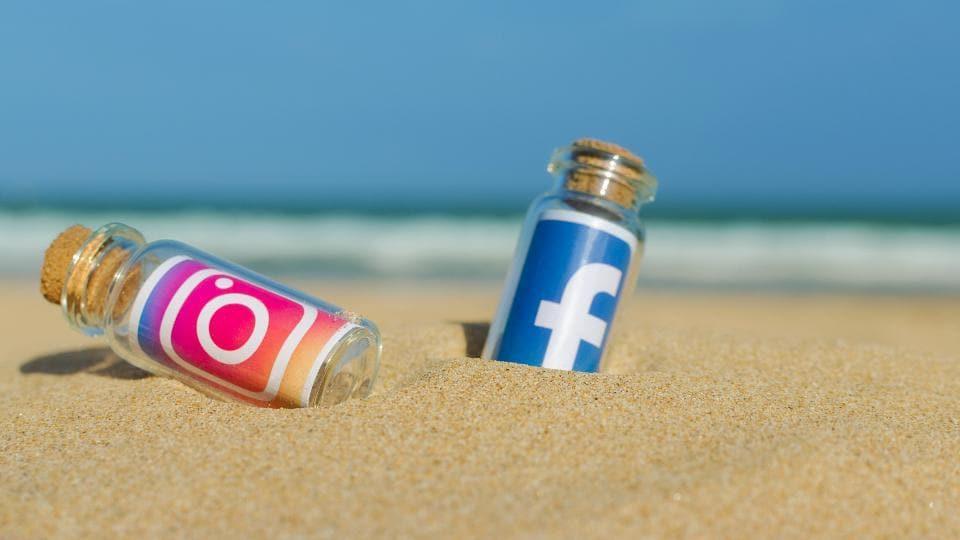 Instagram gets Facebook branding on app.