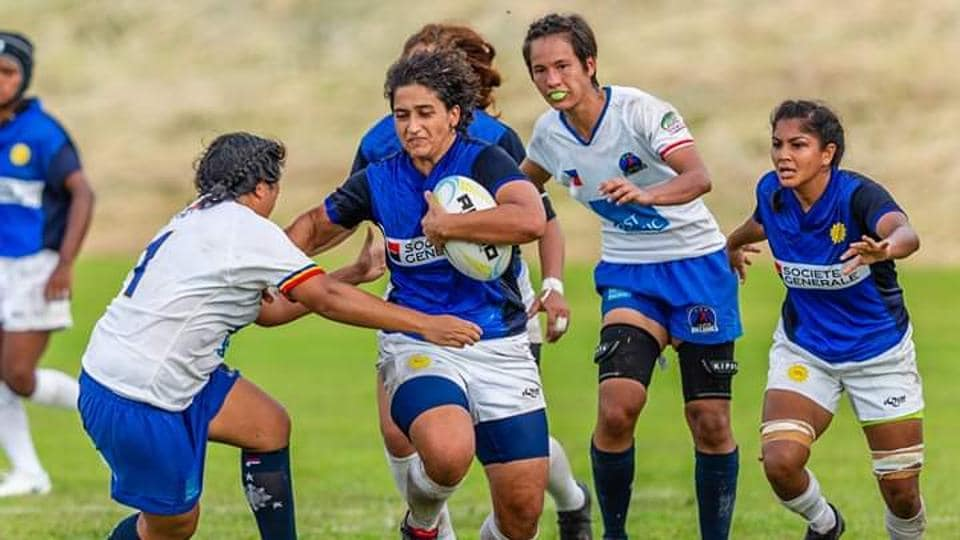 India's 15-a-side women's rugby team won a nail-biting 21-19 victory against the higher-ranked Singapore, in June.
