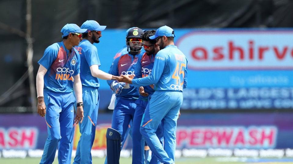 Sealing series gives chance to bring few guys in: Kohli