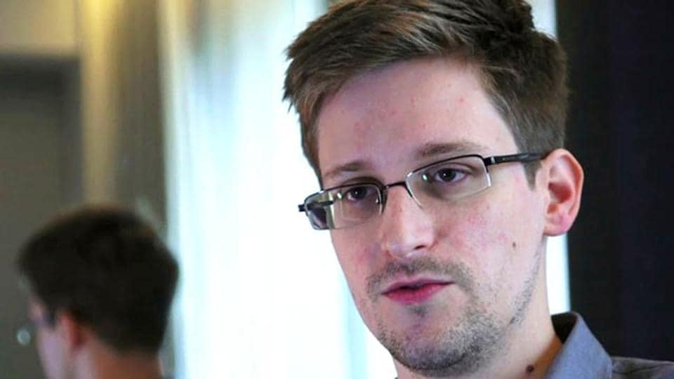 Edward Snowden reminds users Facebook spies on them.