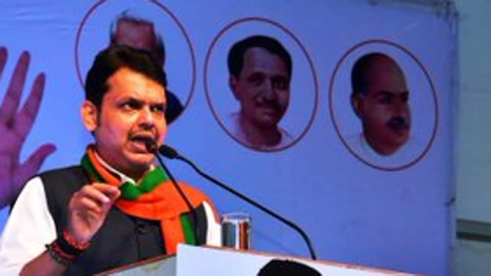 There have been indications that neither side might just yet push the envelope too hard on the chief minister's post, not before the elections are completed and the results are out. (Photo @Dev_Fadnavis)