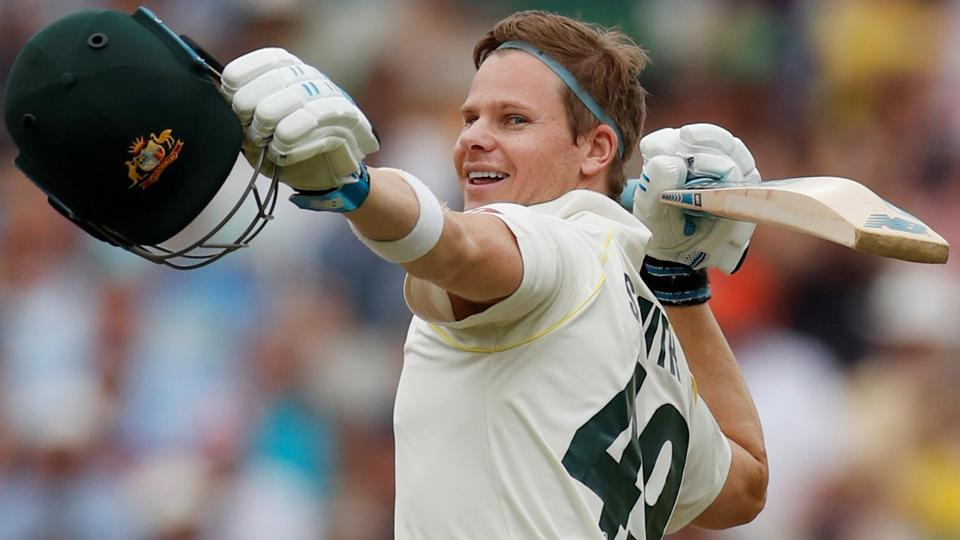 Image result for Steve Smith Ashes 2019