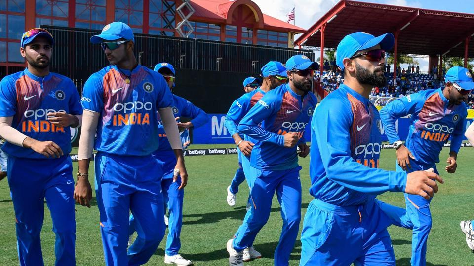 India equal Pakistan's unique World Record with 4-wicket win