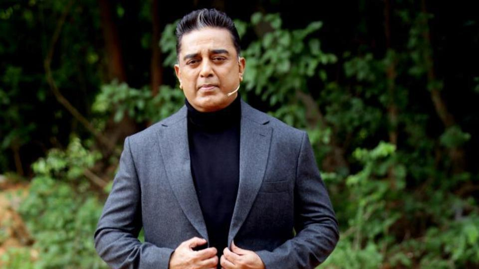 Kamal Haasan will be seen next in Indian 2.