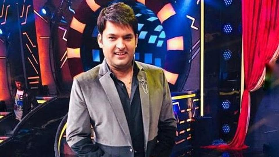 Kapil Sharma is currently hosting the second season of The Kapil Sharma Show.