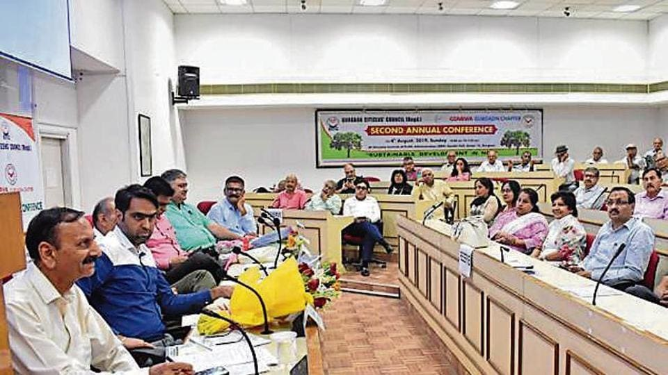 Over 50 residents' bodies met the Confederation of NCR Residents' Welfare Associations on Sunday morning.