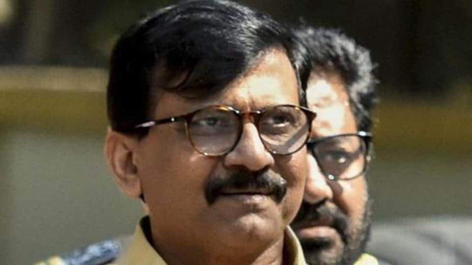 Sanjay Raut gives a statement after Amit Shah moved in Rajya Sabha about Article 370.