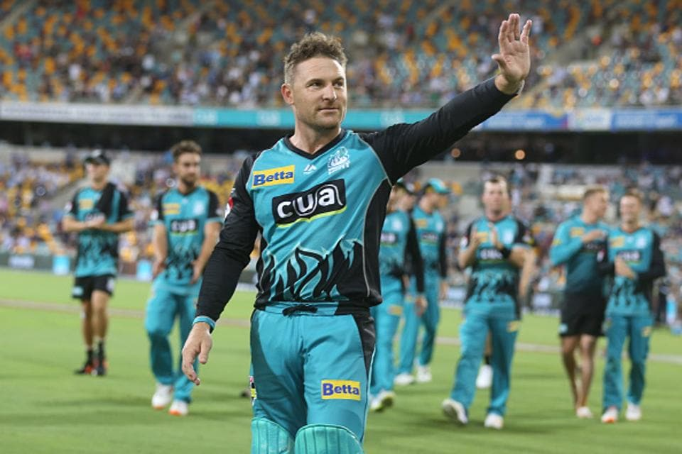 New Zealand's Brendon McCullum retires from cricket