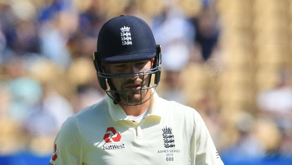 England's Rory Burns joins an elite list.