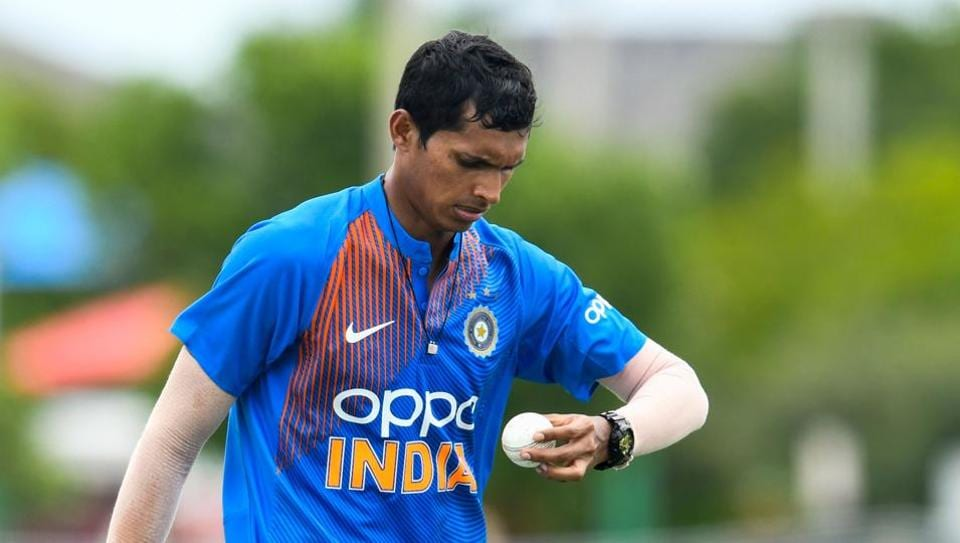Image result for navdeep saini