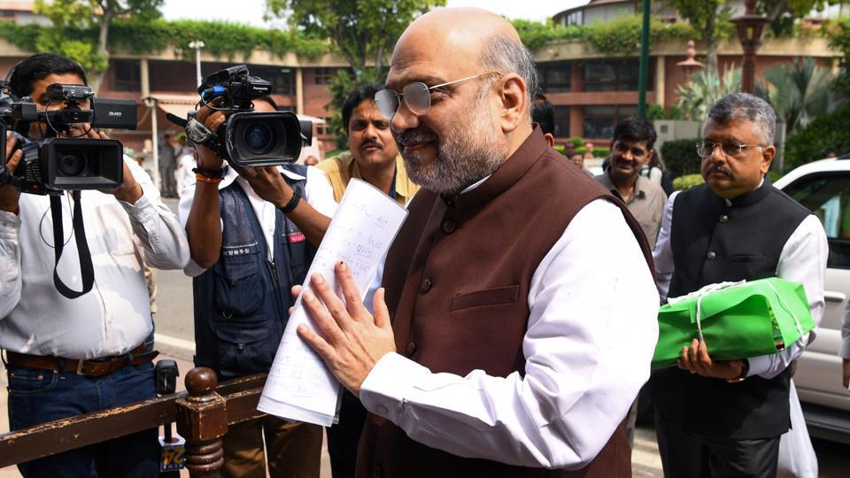 On Monday morning, after weeks of fervent speculation, Union Home Minister Amit Shah, in the Rajya Sabha, announced the Centre's twin decisions, which will have far-reaching consequences