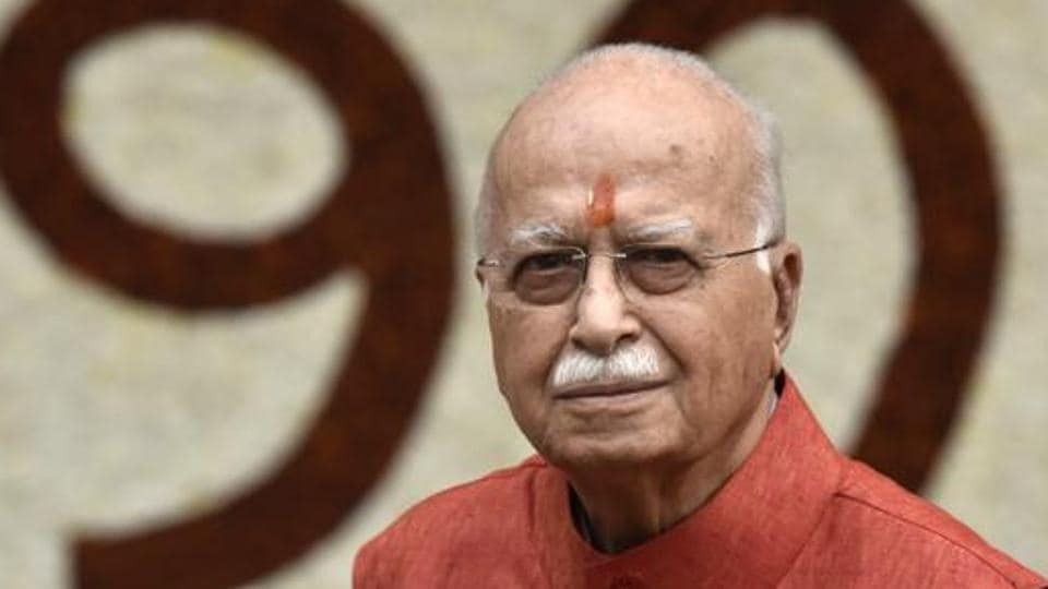 BJP leader LK Advani said abrogating Article 370 was a 'bold step'.