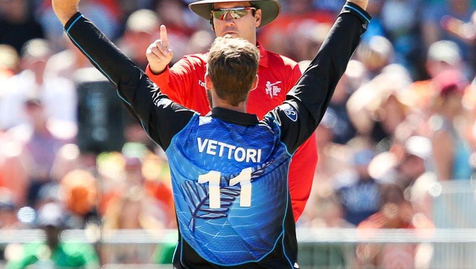 File image of Daniel Vettori