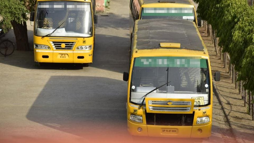 This year, between January 1 and July 31, at least 57 schools buses were pulled up for different violations across the city.
