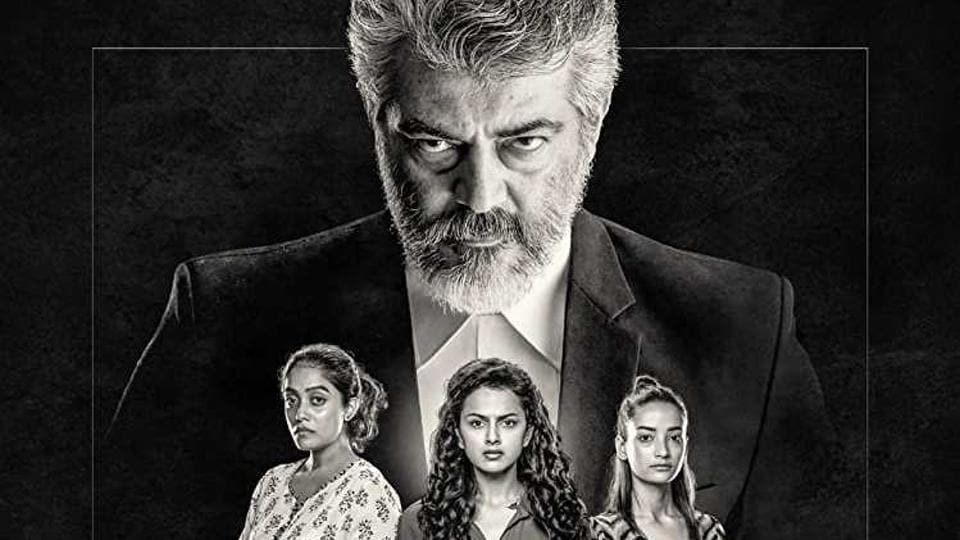 Nerkonda Paarvai stars Ajith and Shraddha Srinath in lead roles.