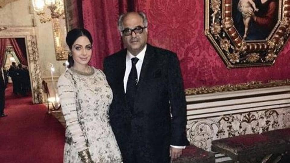 During the making of EnglishVinglish,Ajith had promised to Sridevi that he would do a film with Boney Kapoor.