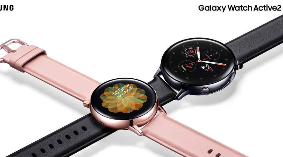 Galaxy Watch Active2 launched