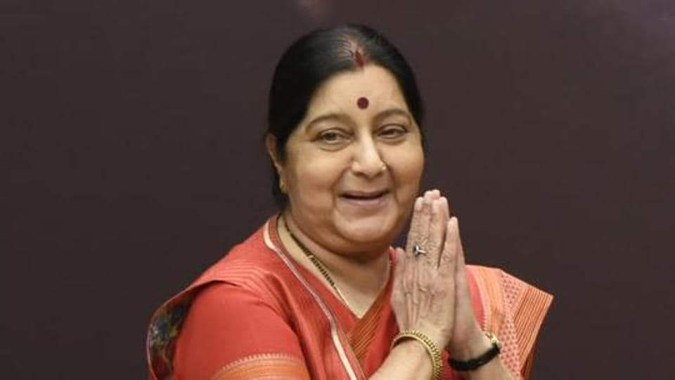 Sushma Swaraj had chosen not to contest the last Lok Sabah elections over health issues.
