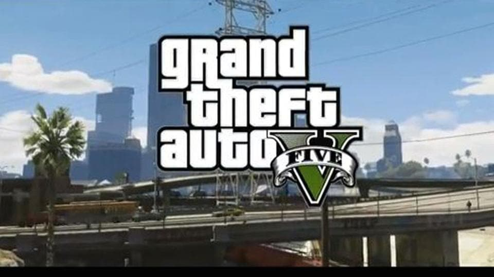GTAV launched in 2013.