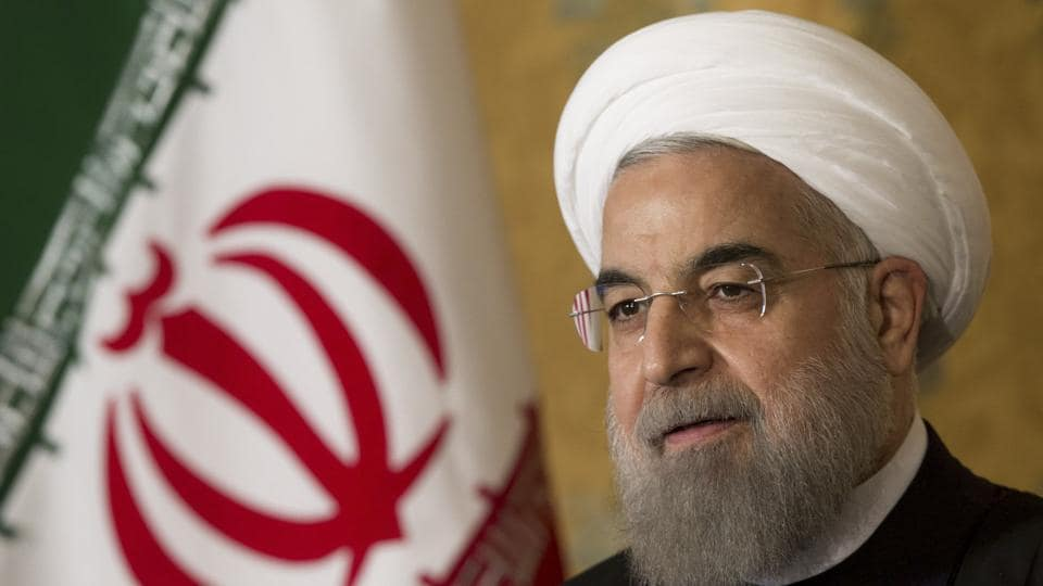Hassan Rouhani said war with Iran is the mother of all wars.
