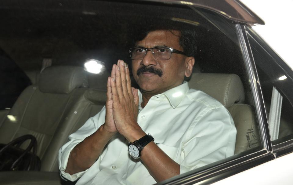 Shiv Sena MPSanjay Raut